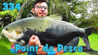Programa Fishingtur na TV 334 - Point da Pesca