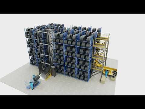 Multilevel mezzanine system by Arcom - zdjęcie