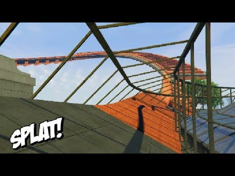Brilliant New Wallride From Linkin - GTA Custom Races