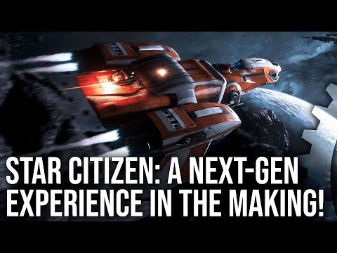 [4K] Star Citizen: A Next-Gen Experience In The Making... And You Can Play-Test It Now