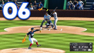 MLB 21 Road to the Show - Part 6 - THROWING HEAT