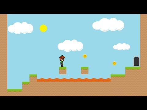PyGame Tile Based Platformer Game Beginner Tutorial in Python - PART 1 | Creating the World