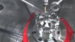 Изготовление титановой крыльчатки для турбины