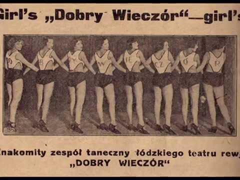 Warsaw 1920s: Tadeusz Faliszewski - 1000 pięknych dziewcząt, 1929