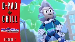 """""""Nice On Ice"""" - Mega Man: Fully Charged S1E07 - D-PAD + CHILL"""