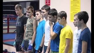 Секция тайского бокса в ФОКе