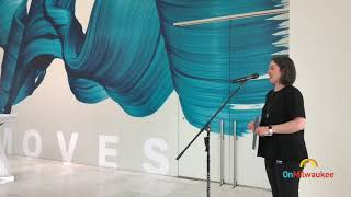 Nares: Moves At Milwaukee Art Museum