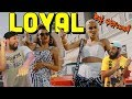 CERAADI - LOYAL | OFFICIAL MUSIC VIDEO REACTION! THEY BODIED THIS!