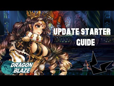 Dragon Blaze | Starter Guide [Update From The Old Guide]