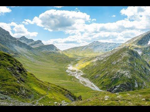 Alpine Passes Trails -Switzerland