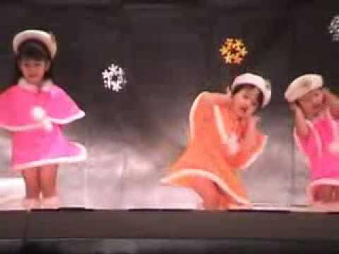 冬の贈り物 2003年ふちえ幼稚園おゆうぎ会