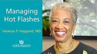 Managing Hot Flashes