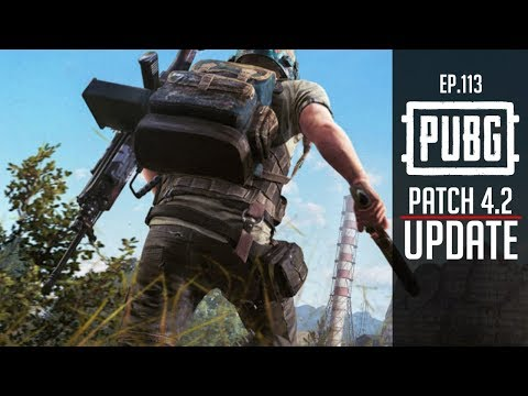 PUBG新版本更新介紹