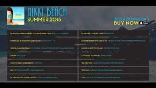 Nikki Beach Summer 2015  Album Sampler