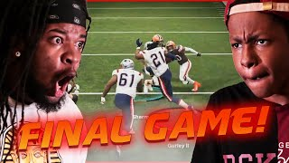 Who Has What It Takes To Walk Away As The BEST! (Madden 21)