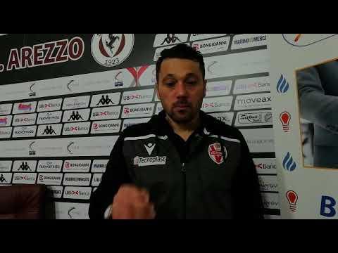 Arezzo-Vis Pesaro 4-2, intervista a mr Di Donato