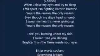 5 Seconds Of Summer - The Only Reason (LYRICS)