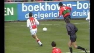Ajax   NEC Halve Finale KNVB Beker 20 03 1994 24
