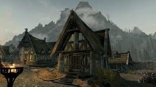 Skyrim Sobrevivencia Lendária: Minha Casa Minha Vida...