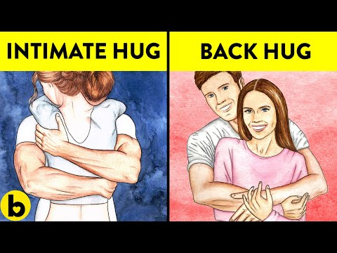 Hug meaning side 25 Different