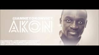 Akon Feat Wiz Khalifa - Dirty Work (HD) Official Audio
