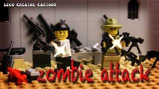 Lego zombie apocalypse HD