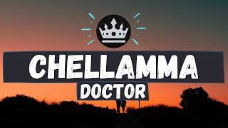 | CHELLAMMA | ANIRUDH | DOCTOR | Lyric Video | Music Arena |