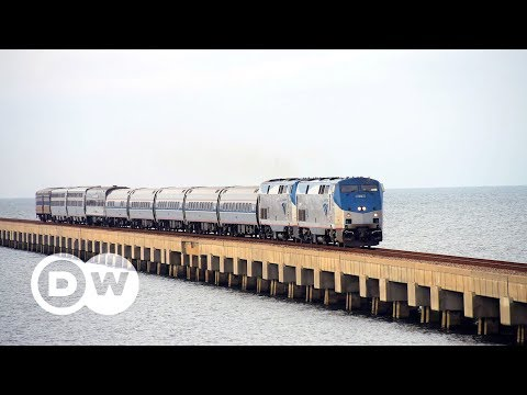 Documentary: a Journey Through American History On a Train