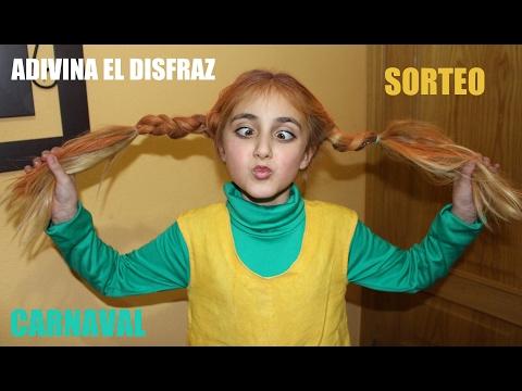 Disfraces de carnaval ¡CONCURSO! - Silvia Sánchez