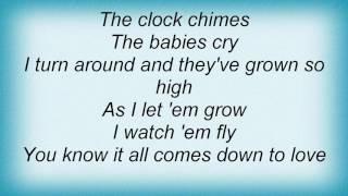 Faith Hill - It All Comes Down To Love Lyrics