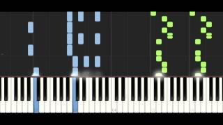 K-391 - Summertime - PIANO TUTORIAL