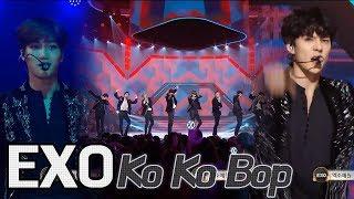 Gambar cover EXO -Ko Ko Bop, 엑소- 코코밥 @2017 MBC Music Festival