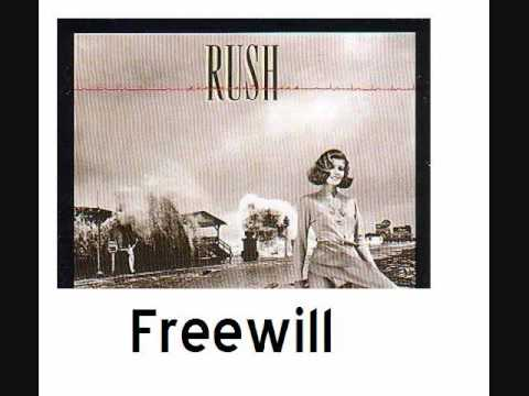Freewill performed by Rush