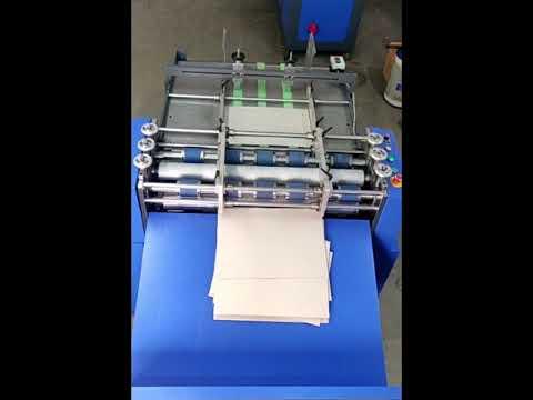 Kappa Board Grooving Machine