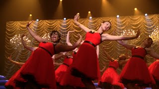 GLEE - Edge Of Glory (Full Performance) HD