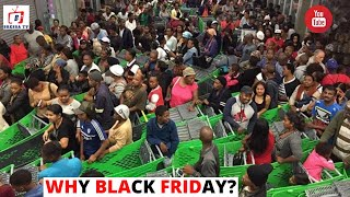 WHY IS THE DAY AFTER THANKSGIVING CALLED BLACK FRIDAY?? #чернаяпятница #скидка #bressatv