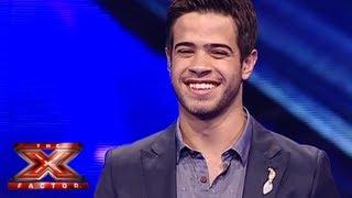 أدهم نابلسي - انا بنسحب - العروض المباشرة - الاسبوع 8 - The X Factor 2013