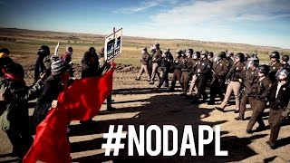 Stand Up / Stand N Rock #NoDAPL (Official Video)
