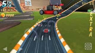 Rail Racing teaser clip