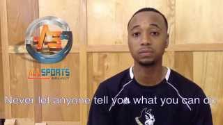Interview with Basketball Athlete Darrine Dean