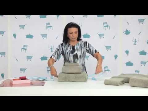 Come preparare gli asciugamani per gli ospiti