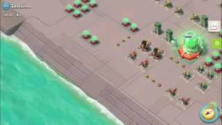 BOOM BEACH - COMBAT! (PVE CLAN WARS!)