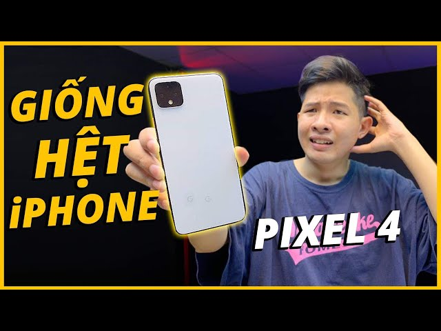 Pixel 4, Pixel 4 XL Review and Hands-On Videos Surface