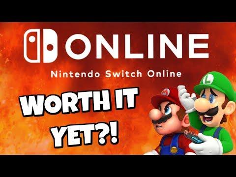 Is the Nintendo Switch Online Worth it Yet?   ZakPak