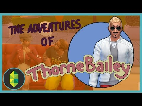 SEDUCING HOLLY - Part 2 - The Adventures Of Thorne Bailey (Sims 4)