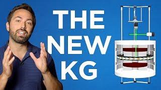 New kg standard