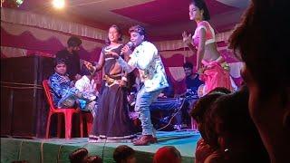 Chandan chanchal ka Stej Show Live Video Mangol Pur Sidhwalia Me Gopal Ganj #Ajali_Bharati_Chandan_