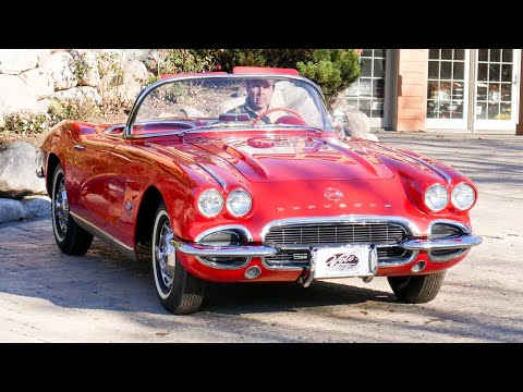 Video of '62 Corvette - OU75