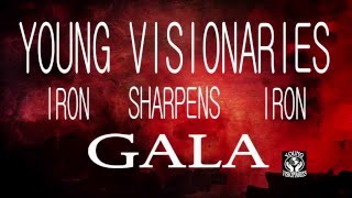 Iron Sharpens Iron Gala hosted by Young Visionaries 1