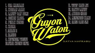 Top Lagu Enak Di Denger Buat Santai - Guyon Waton